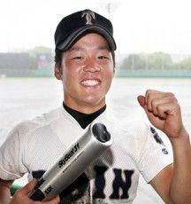 大阪桐蔭 峯本選手 SSK