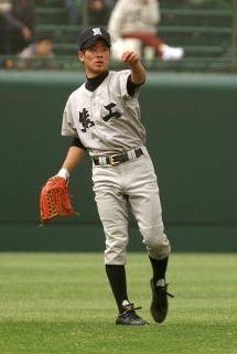 熊本工業 今村選手