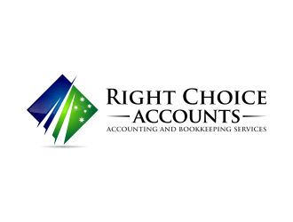 Reed Business Partners Chartered Accountant logo design
