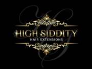 high siddity hair extensions logo