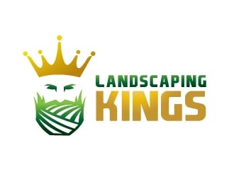 start landscaping logo design