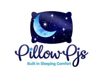 pillow pjs logo design 48hourslogo