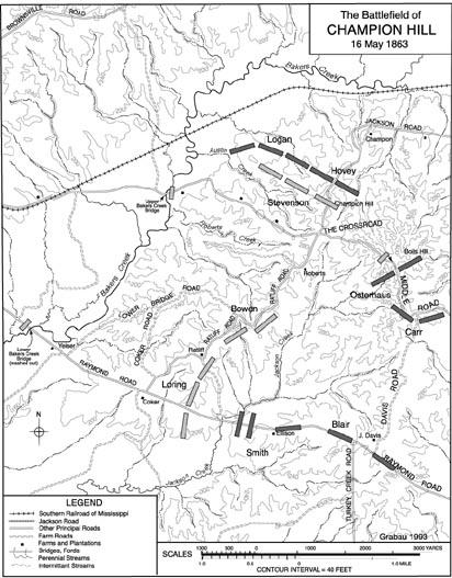 Summary Of The Battle Of Vicksburg