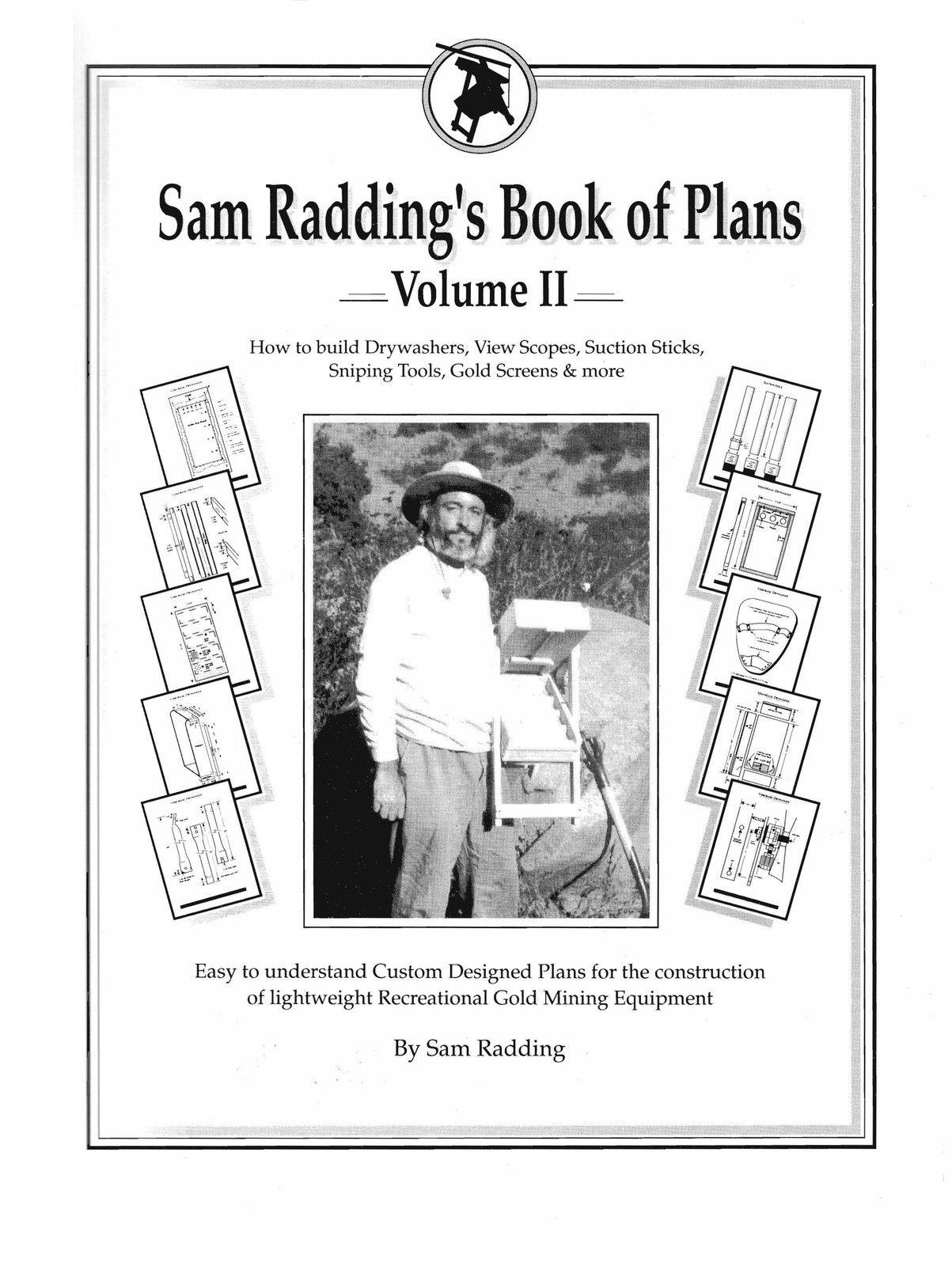 Sam Radding's Book of Plans – Vol II