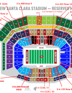 Candlestick park also ers vs team tickets for sale rh ertickets sale