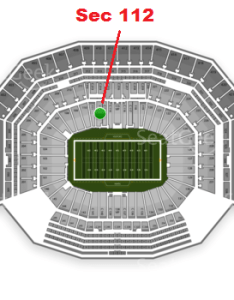 The green dot indicates location of your seats also ers seating charts and actual views rh ertickets sale
