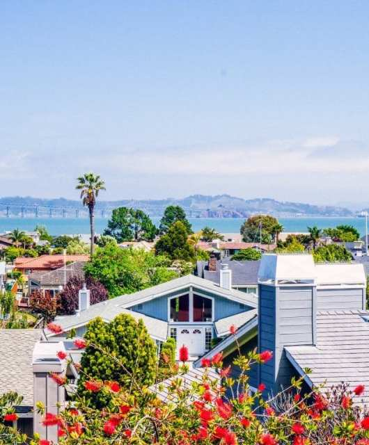 For Sale: 4 Antilles Way, Tiburon, CA. Photo: Oscar Morquecho, JODI Group Real Estate.