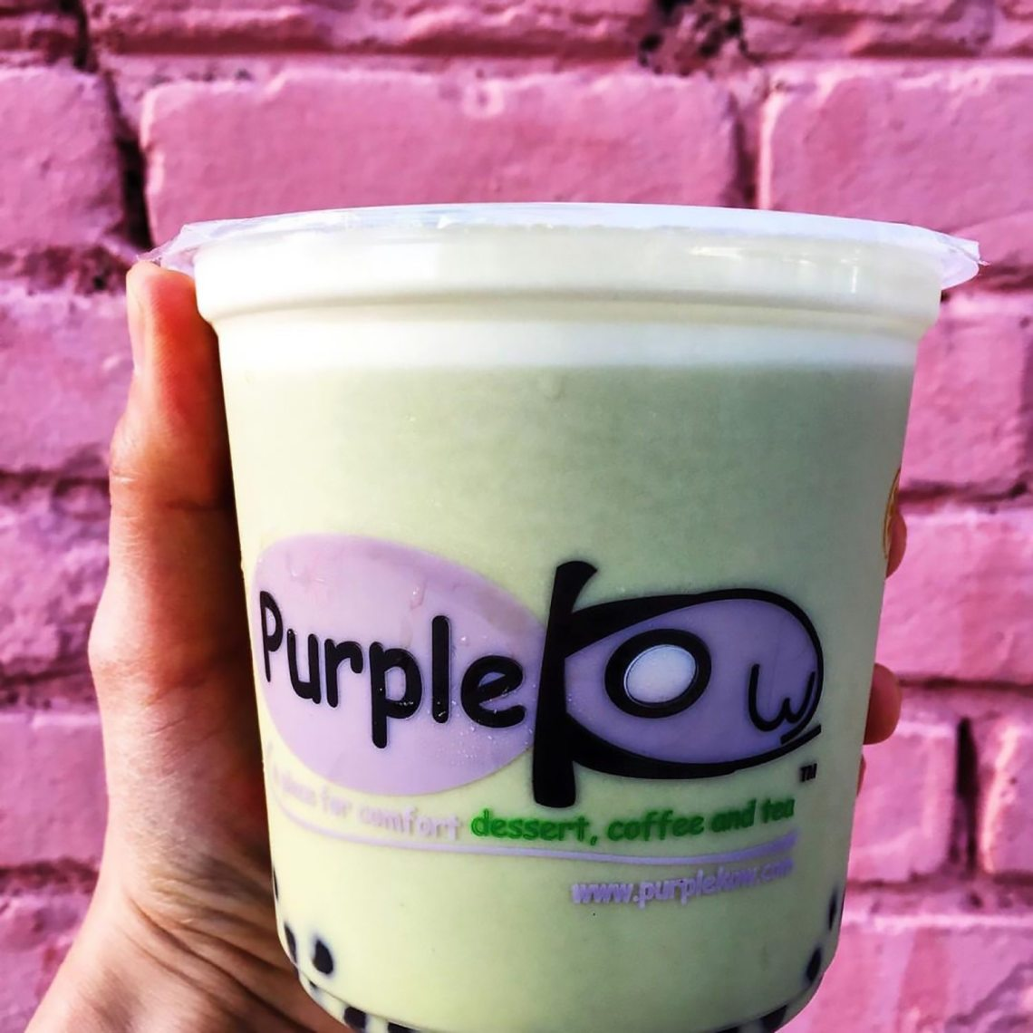 The Richmond's Purple Kow truly is a place for comfort, dessert, coffee, and tea. Photo: @sim.mie, Instagram.