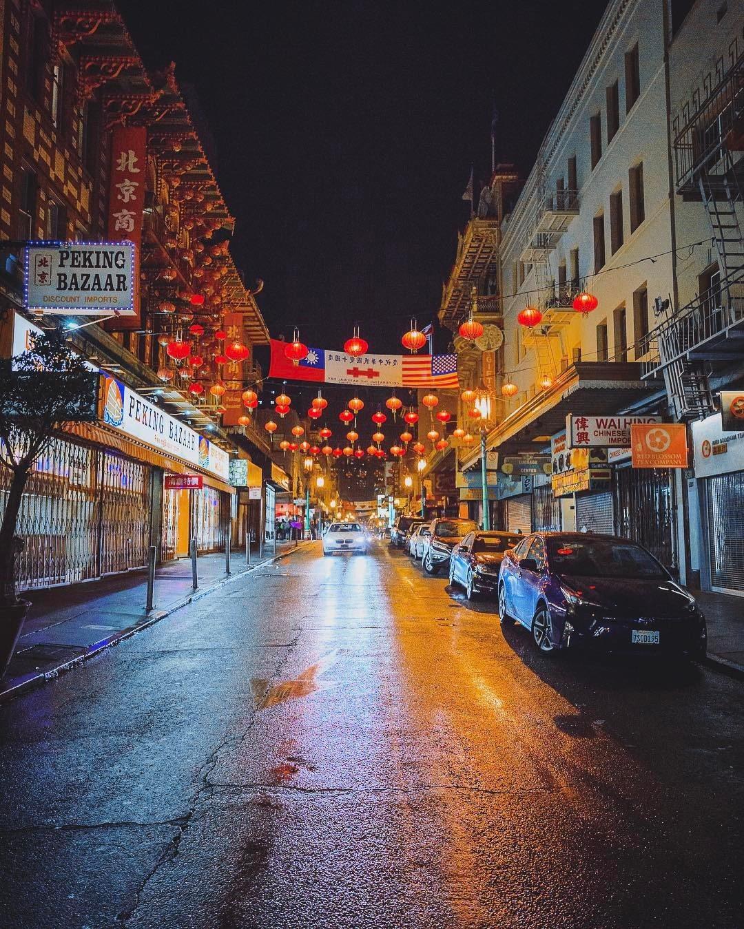 Chinatown. Photo: marcus_aureliuz.
