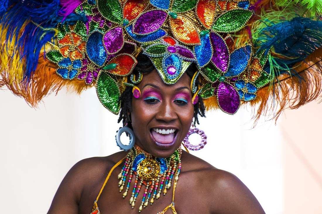 Taken at last years Carnaval, which returns this weekend: MarcoSanchez.net, carnavalsanfrancisco.com
