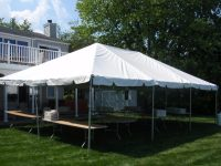 FRAME CANOPY TENT