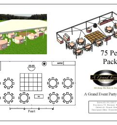 75 person tent package [ 1600 x 1204 Pixel ]