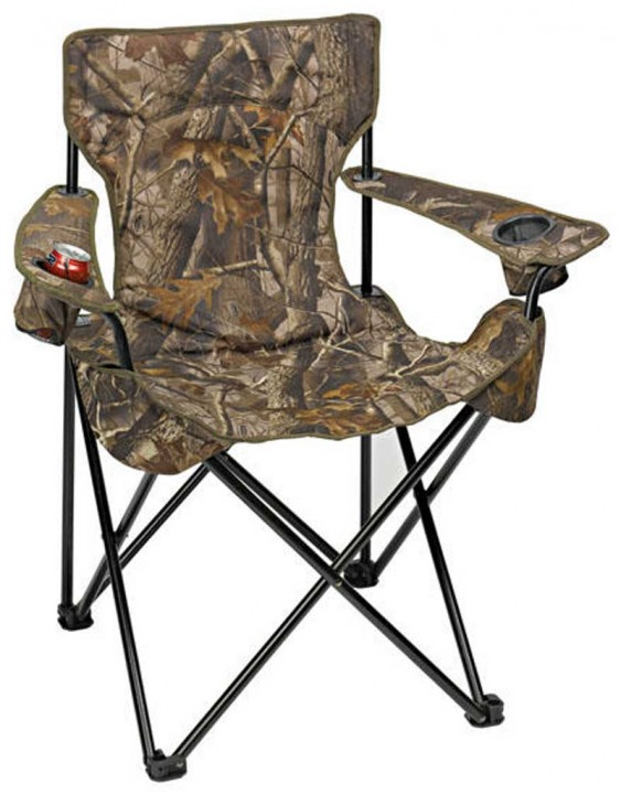 Promo The Big Camo Folding Camp Chair  Custom Folding Chairs
