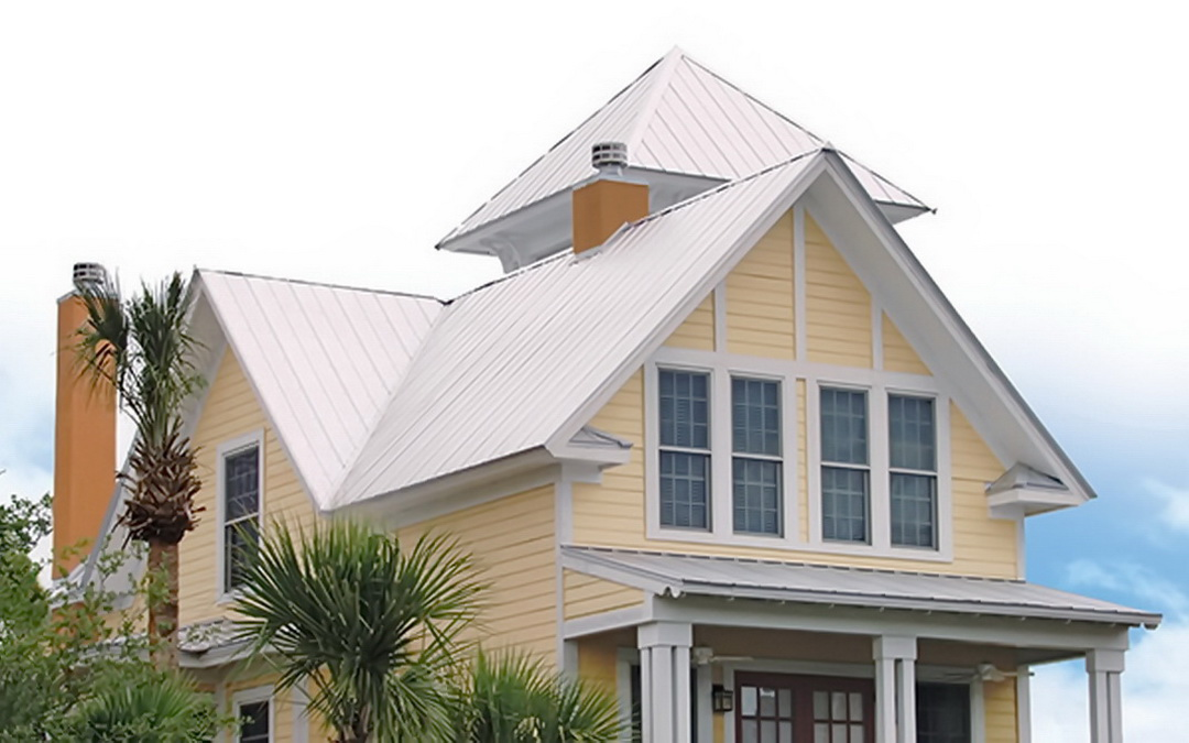 Metal Roof Example