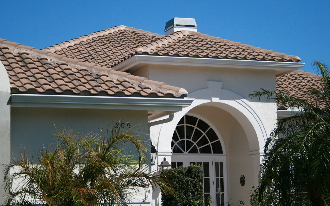 Tile Roof Examples