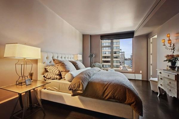 apartment bedroom design ideas Apartment Interior Design in New York