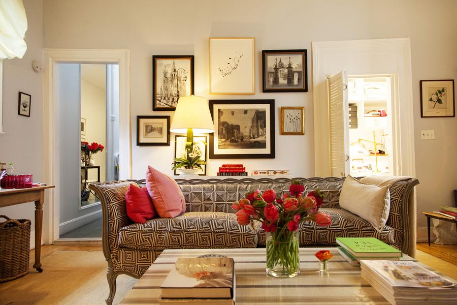 Sweet And Cozy Home Interior Design By Rita Konig Cozy