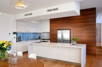 Open Floor Plan House Interior Design Located in Sunny ...