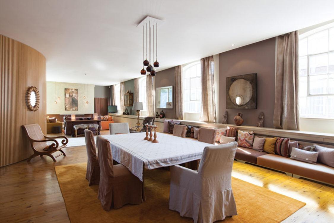 Expressive And Bold Interior Design