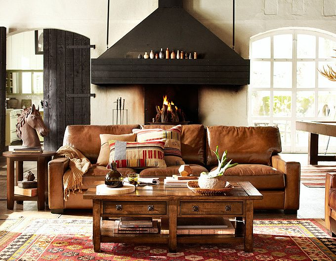 tan couch living room decor interior design for small philippines 28 elegant and cozy designs by pottery barn