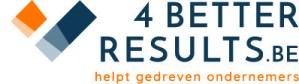 logo 4BetterResults. helpt gedreven ondernemers