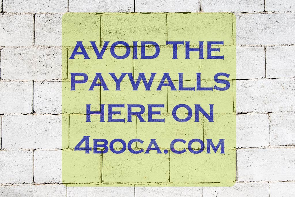 Avoid Paywall News Sites with 4boca.com