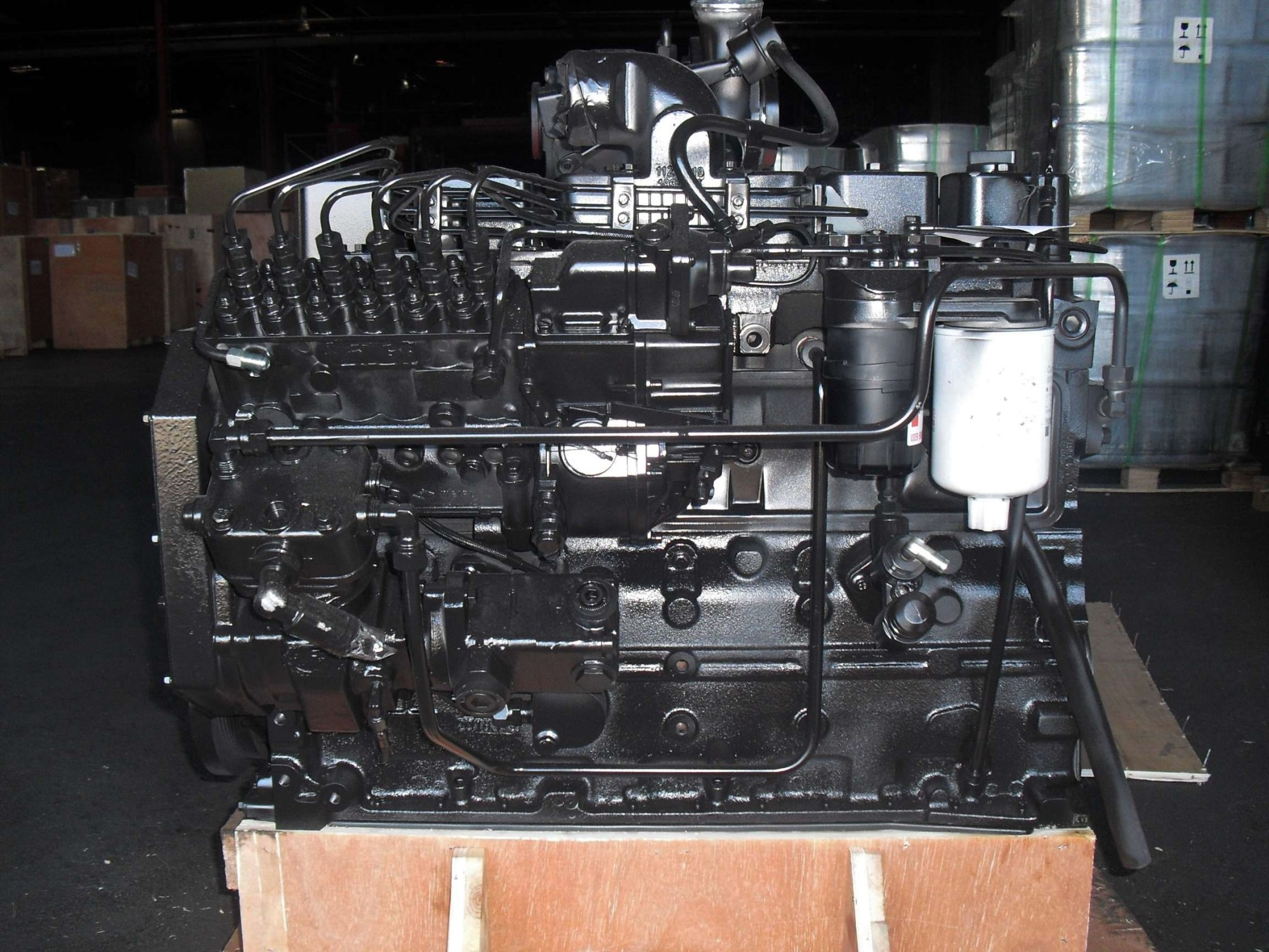 hight resolution of cummins 6bt longblock engines