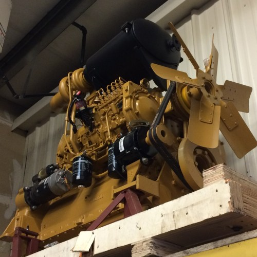 small resolution of new cat 3306 diesel engine