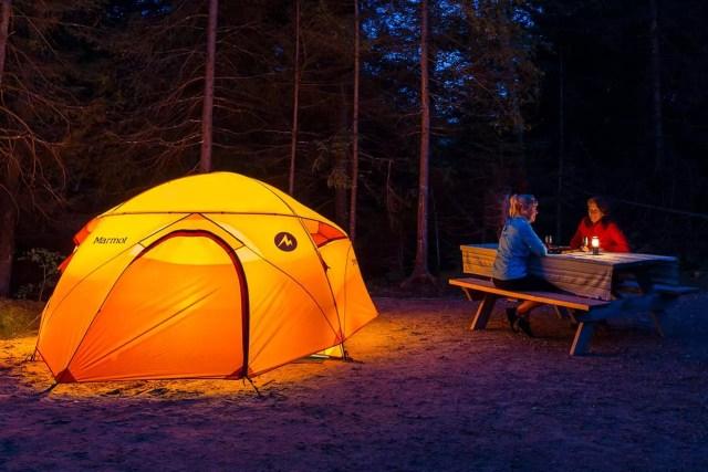 Trouver la bonne tente de camping