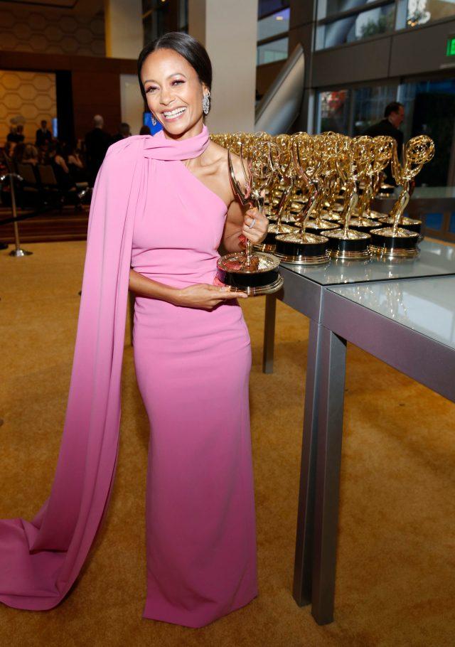 Thandie Newton Emmys® 4Chion Lifestyle
