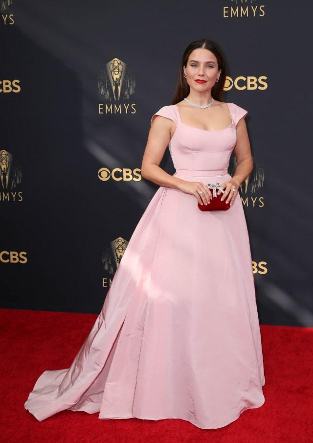 Sophia Rush Emmys Red Carpet Fashion 4Chion