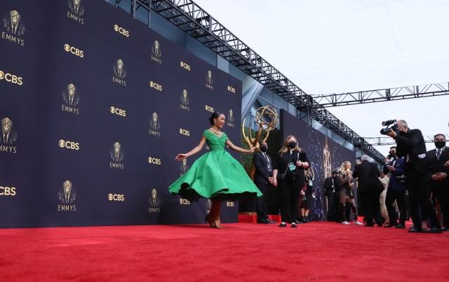 Yara Shahidi Emmys Red Carpet Fashion 4Chion