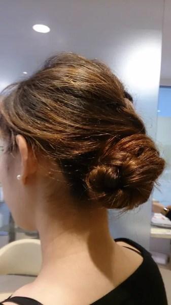 簡単編み込みヘアアレンジ!結婚式やパーティーにも使えるおしゃれなヘアセット