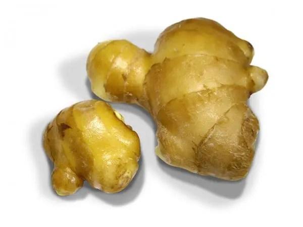 末端冷え性対策に効果的な食べ物は生姜です!冷え症改善は食べ物で