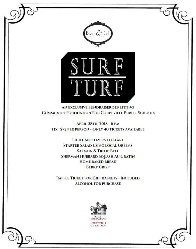Knead & Feed Surf & Turf