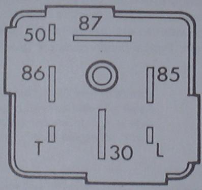 Wiring Diagram For Glow Plug Relay 73
