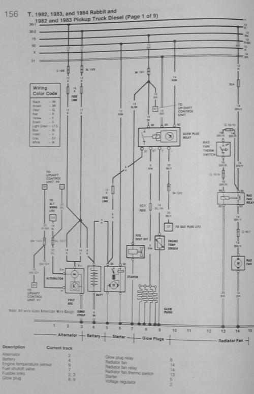 small resolution of typical glow plug circuit diagram