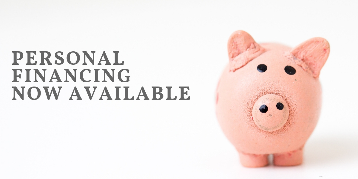 Personal Financing available at 4C's Trailers Direct. Purchase new trailer get financed finance it