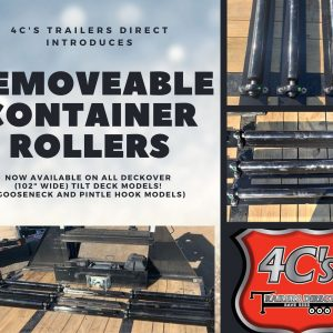 4C's trailers direct ROLLERS