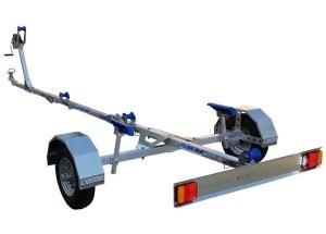 Aluminium Folding Boat Trailer Tinnie 4D Engineering - 001