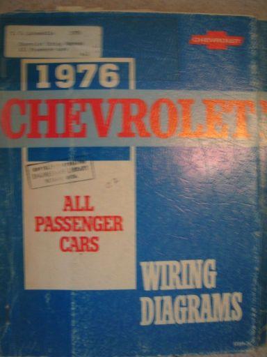 General Wiring Diagram For 1959 Chevrolet Passenger Car