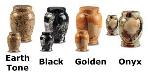 Marble Pet Urn
