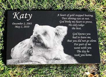 Home Pet Memorial Stones Pet Grave Markers Pet Headstones