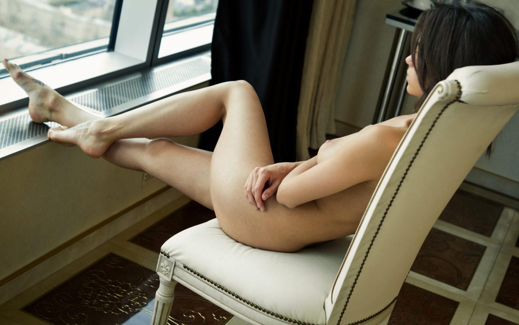 Sensual Maria Demina Nude Russian Model Photos  4FAPNET