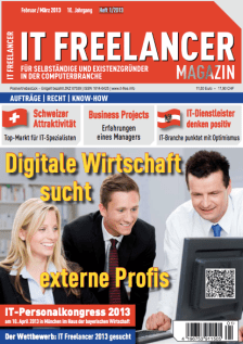 IT Freelancer Magazin