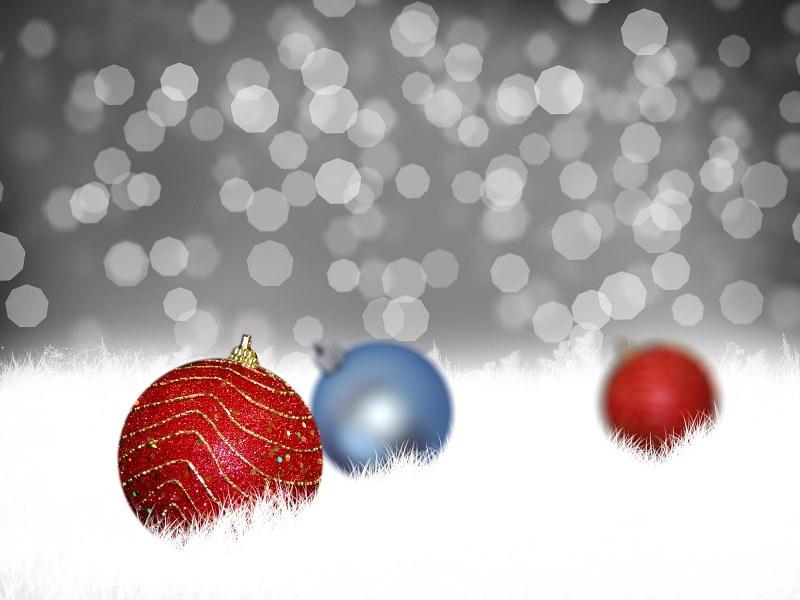 Christmas Bokeh Free Image On 4 Free Photos