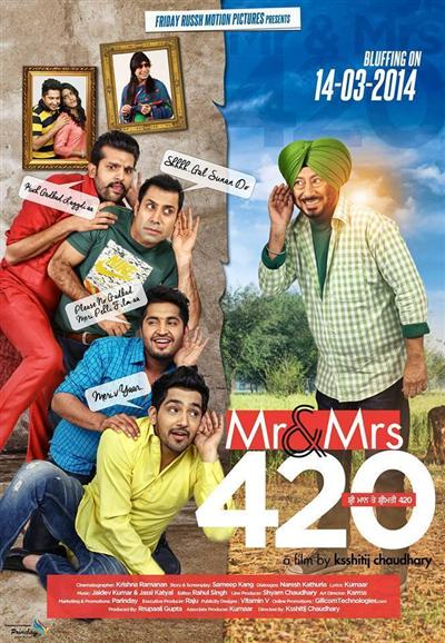 Mr and Mrs 420 (2014)