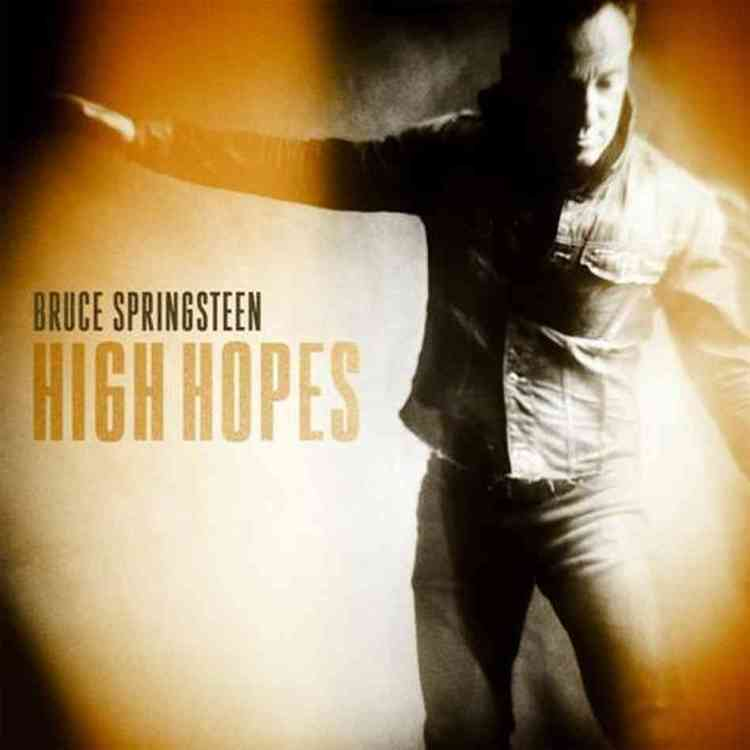 Bruce Springsteens High Hopes (2014)