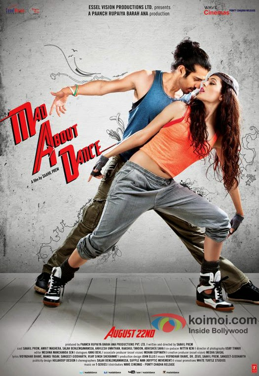 Mad About Dance 2014