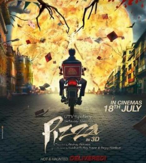 Pizza (2014) Hindi Movie